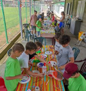 Laboratori creativi con Estate Ragazzi 2021- Associazione Tandem Torino