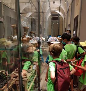 Estate Ragazzi Tandem 2021 - Torino - Museo Egizio_2